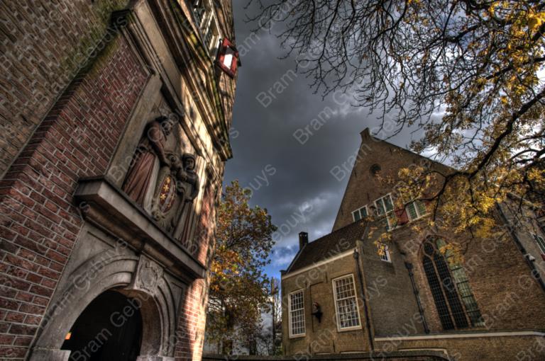 Bram Gebuys Achter kerk 4
