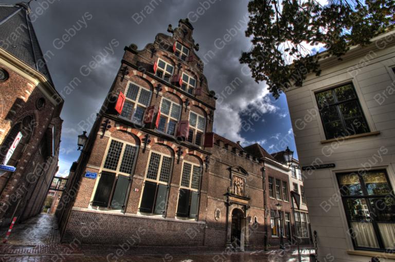 Bram Gebuys Bibliotheek
