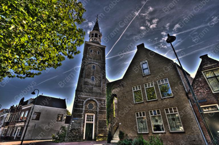 Bram Gebuys Kerk-nieuwe haven1