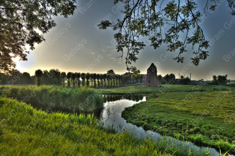 Bram Gebuys Oudewater kasteel