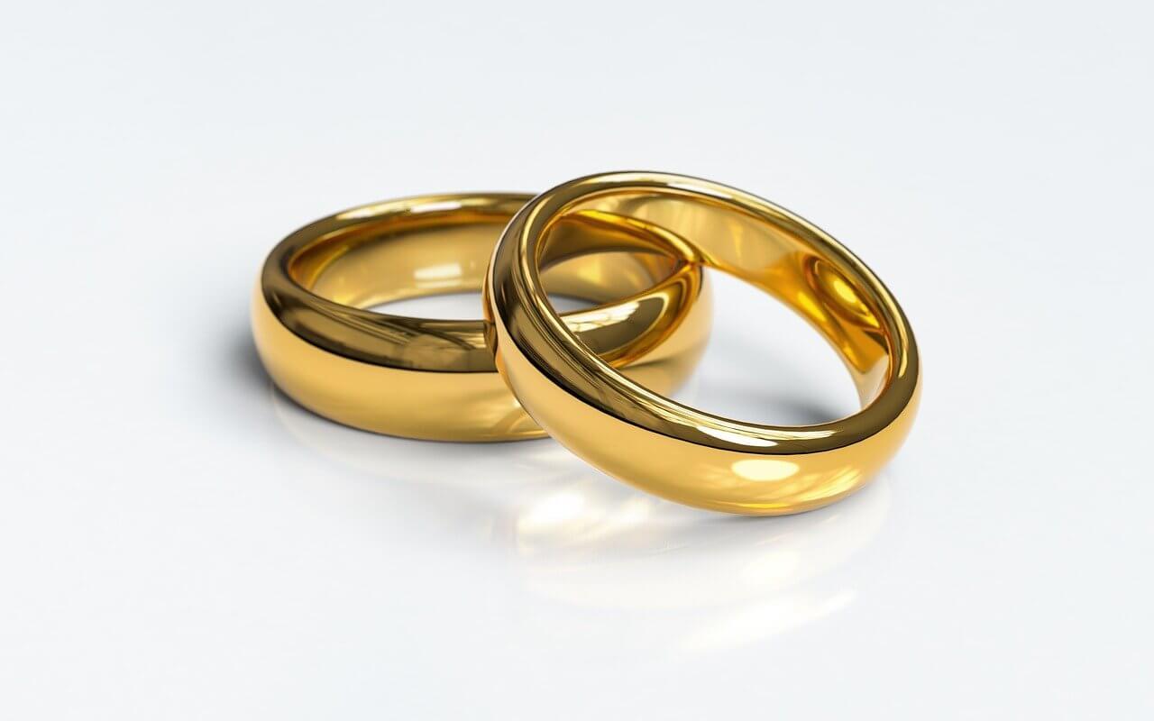 Huwelijks foto's