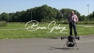 Drone PR-film Internet